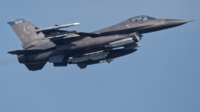 Photo ID 224614 by Rainer Mueller. USA Air Force General Dynamics F 16C Fighting Falcon, 91 0409