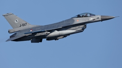 Photo ID 224630 by Rainer Mueller. Netherlands Air Force General Dynamics F 16AM Fighting Falcon, J 017