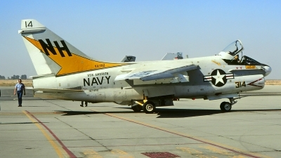 Photo ID 224736 by Gerrit Kok Collection. USA Navy LTV Aerospace A 7E Corsair II, 157460