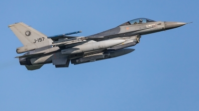 Photo ID 224665 by Jens Wiemann. Netherlands Air Force General Dynamics F 16AM Fighting Falcon, J 197