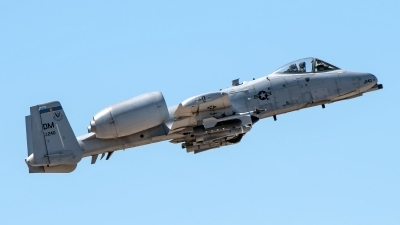 Photo ID 224746 by W.A.Kazior. USA Air Force Fairchild A 10A Thunderbolt II, 80 0240