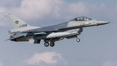 Photo ID 224673 by Jens Wiemann. Netherlands Air Force General Dynamics F 16AM Fighting Falcon, J 008