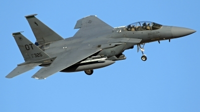Photo ID 224700 by Richard de Groot. USA Air Force McDonnell Douglas F 15E Strike Eagle, 91 0325