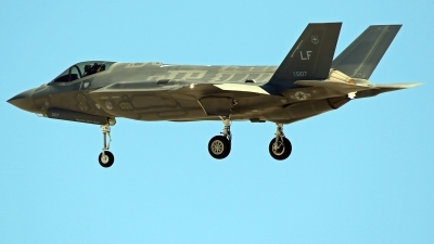 Photo ID 224705 by Richard de Groot.   Lockheed Martin F 35A Lightning II, 14 5107