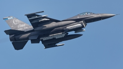 Photo ID 224756 by Rainer Mueller. USA Air Force General Dynamics F 16C Fighting Falcon, 96 0082