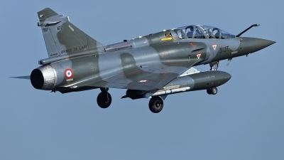 Photo ID 224825 by Rainer Mueller. France Air Force Dassault Mirage 2000D, 677
