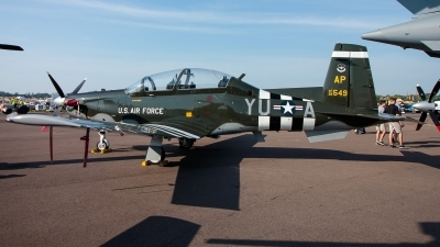Photo ID 224782 by Hector Rivera - Puerto Rico Spotter. USA Air Force Raytheon T 6C Texan II, 99 3549