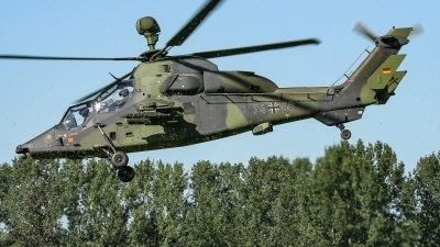 Photo ID 224801 by Jens Wiemann. Germany Army Eurocopter EC 665 Tiger UHT, 74 08
