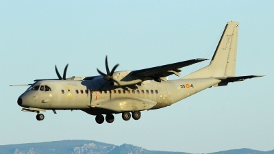 Photo ID 224845 by Manuel Fernandez. Spain Air Force CASA C 295M, T 21 03