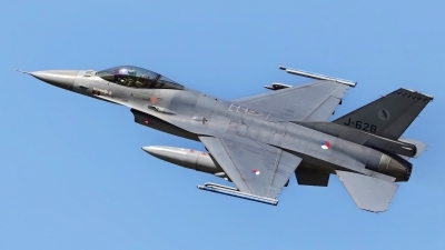 Photo ID 224816 by Dieter Linemann. Netherlands Air Force General Dynamics F 16AM Fighting Falcon, J 628