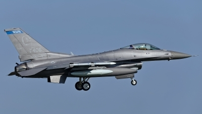 Photo ID 224844 by Rainer Mueller. USA Air Force General Dynamics F 16C Fighting Falcon, 91 0406