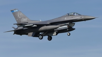 Photo ID 224849 by Rainer Mueller. USA Air Force General Dynamics F 16C Fighting Falcon, 96 0082