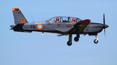 Photo ID 224872 by Mario Boeren. France Air Force Socata TB 30 Epsilon, 97