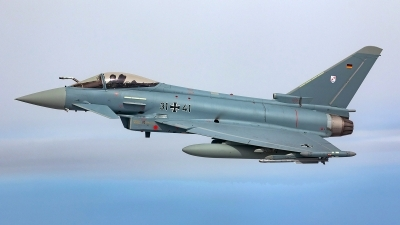 Photo ID 224980 by Thomas Ziegler - Aviation-Media. Germany Air Force Eurofighter EF 2000 Typhoon S, 31 41