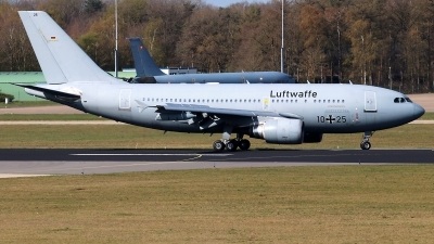 Photo ID 224902 by Mark Broekhans. Germany Air Force Airbus A310 304MRTT, 10 25
