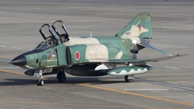 Photo ID 224942 by Chris Lofting. Japan Air Force McDonnell Douglas RF 4E Phantom II, 47 6903