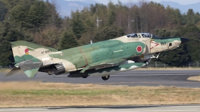 Photo ID 224941 by Chris Lofting. Japan Air Force McDonnell Douglas RF 4E Phantom II, 47 6903