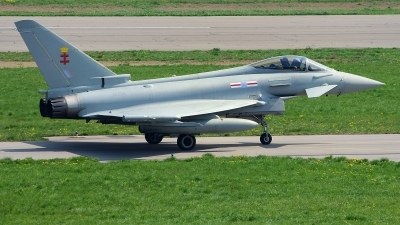 Photo ID 224914 by Sven Zimmermann. UK Air Force Eurofighter Typhoon FGR4, ZK356