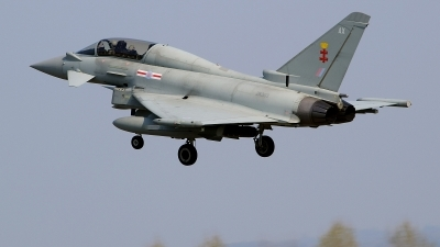 Photo ID 225066 by Sven Zimmermann. UK Air Force Eurofighter Typhoon T3, ZK303
