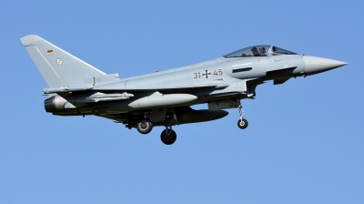 Photo ID 224920 by Bart Hoekstra. Germany Air Force Eurofighter EF 2000 Typhoon S, 31 45