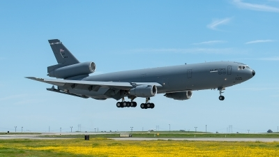 Photo ID 224965 by W.A.Kazior. USA Air Force McDonnell Douglas KC 10A Extender DC 10 30CF, 86 0031