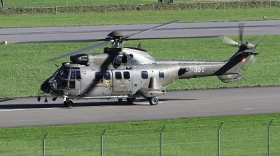 Photo ID 225001 by Milos Ruza. Switzerland Air Force Aerospatiale AS 532UL Cougar, T 332