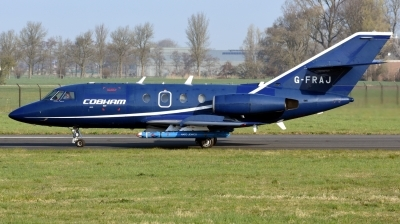 Photo ID 225058 by Bart Hoekstra. Company Owned Cobham Aviation Dassault Falcon 20E, G FRAJ