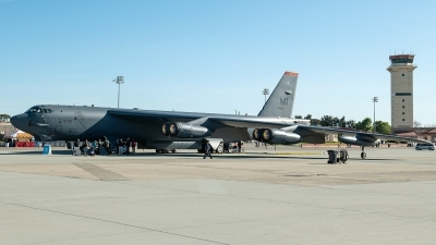 Photo ID 225044 by W.A.Kazior. USA Air Force Boeing B 52H Stratofortress, 61 0035