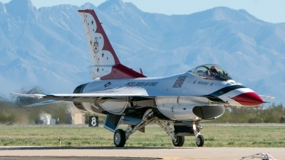Photo ID 225075 by W.A.Kazior. USA Air Force General Dynamics F 16C Fighting Falcon, 87 0331