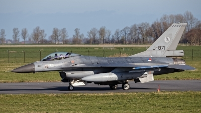 Photo ID 225077 by Rainer Mueller. Netherlands Air Force General Dynamics F 16AM Fighting Falcon, J 871