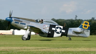 Photo ID 25749 by Gary Stedman. Private Private North American P 51D Mustang, G SIJJ