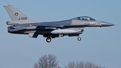 Photo ID 225134 by Rainer Mueller. Netherlands Air Force General Dynamics F 16AM Fighting Falcon, J 008