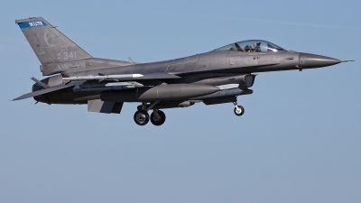 Photo ID 225122 by Rainer Mueller. USA Air Force General Dynamics F 16C Fighting Falcon, 91 0341