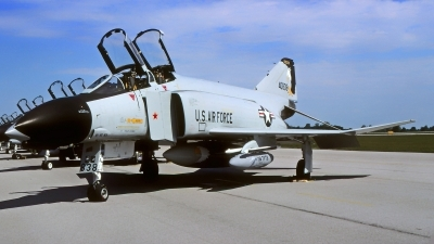 Photo ID 225163 by Gerrit Kok Collection. USA Air Force McDonnell Douglas F 4C Phantom II, 64 0838