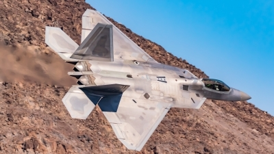 Photo ID 225133 by Christian Köhler. USA Air Force Lockheed Martin F 22A Raptor, 04 4066