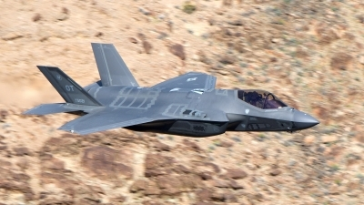 Photo ID 225161 by Michal Krsek. USA Air Force Lockheed Martin F 35A Lightning II, 11 5021