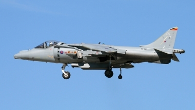 Photo ID 25763 by Gary Stedman. UK Air Force British Aerospace Harrier GR9, ZD321