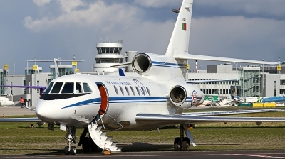 Photo ID 225188 by Dominik Eimers. Portugal Air Force Dassault Falcon 50, 17401