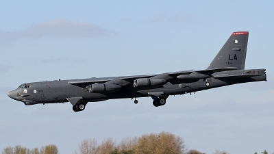 Photo ID 225190 by Dominik Eimers. USA Air Force Boeing B 52H Stratofortress, 61 0015