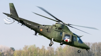 Photo ID 225201 by Kris Christiaens. Belgium Air Force Agusta A 109HO A 109BA, H26