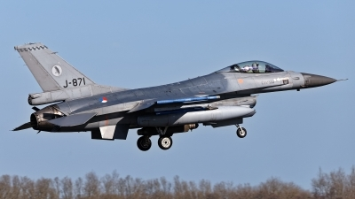 Photo ID 225241 by Rainer Mueller. Netherlands Air Force General Dynamics F 16AM Fighting Falcon, J 871