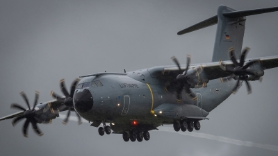 Photo ID 225268 by Filipe Barros. Germany Air Force Airbus A400M Atlas, 54 16