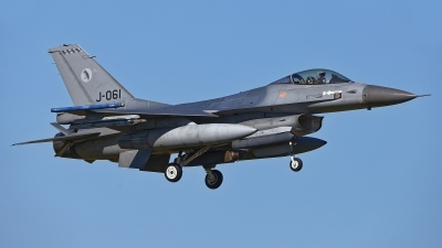 Photo ID 225280 by Rainer Mueller. Netherlands Air Force General Dynamics F 16AM Fighting Falcon, J 061