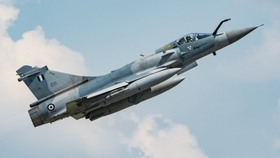 Photo ID 225286 by David Novák. Greece Air Force Dassault Mirage 2000EG, 231