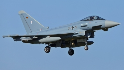Photo ID 225285 by Rainer Mueller. Germany Air Force Eurofighter EF 2000 Typhoon S, 31 41
