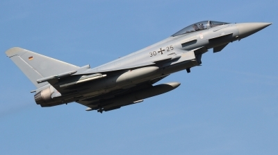 Photo ID 225313 by Thomas Land. Germany Air Force Eurofighter EF 2000 Typhoon S, 30 25
