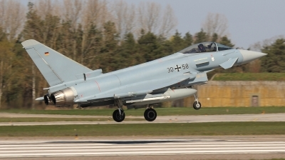 Photo ID 225314 by Thomas Land. Germany Air Force Eurofighter EF 2000 Typhoon S, 30 58