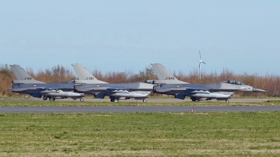 Photo ID 225323 by Dieter Linemann. Netherlands Air Force General Dynamics F 16AM Fighting Falcon, J 001