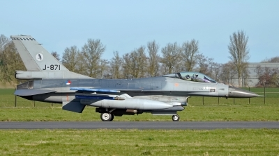 Photo ID 225302 by Dieter Linemann. Netherlands Air Force General Dynamics F 16AM Fighting Falcon, J 871