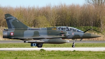Photo ID 225325 by Dieter Linemann. France Air Force Dassault Mirage 2000D, 680